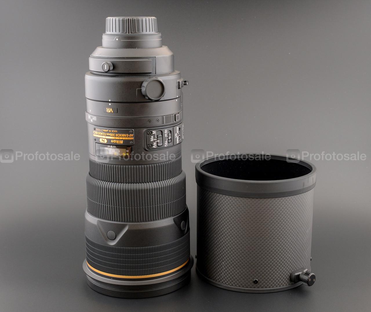 Nikkor AF-S 300 f/2.8G VR II
