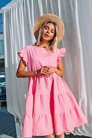 Плаття з льону