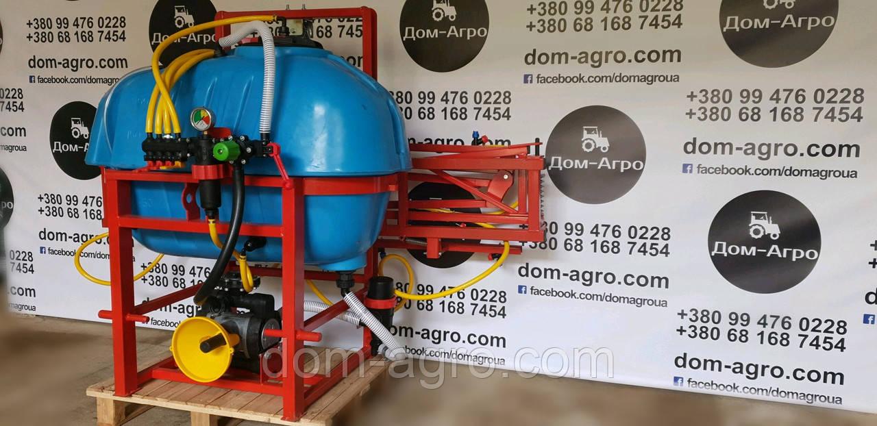 Опрыскиватель штанговый Jar-met 200 л (8 м штанга)