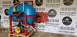 Обприскувач штанговий Jar-met 200 л (8 м штанга)