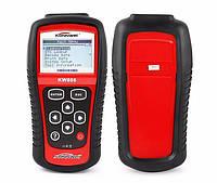OBDII/EOBD scanner KW 808, Универсальный автосканер, Автосканер двигателя, Диагностический сканер авто