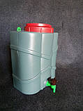 Рукомойник новый пластиковый, 15 литров, фото 6