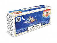 Черный пакетированный чай Gabriel «1001 Ночь»  Тропические фрукты  25 пакетиков