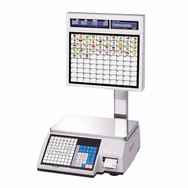 Весы с печатью чеков CL5000J-IS