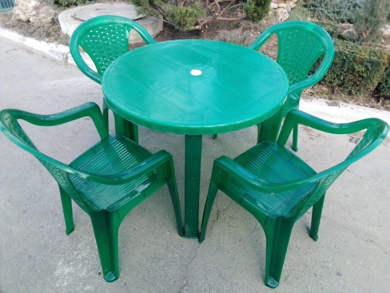 """Компект садовой мебели """"Люкс""""! Стол + 4 кресла!"""