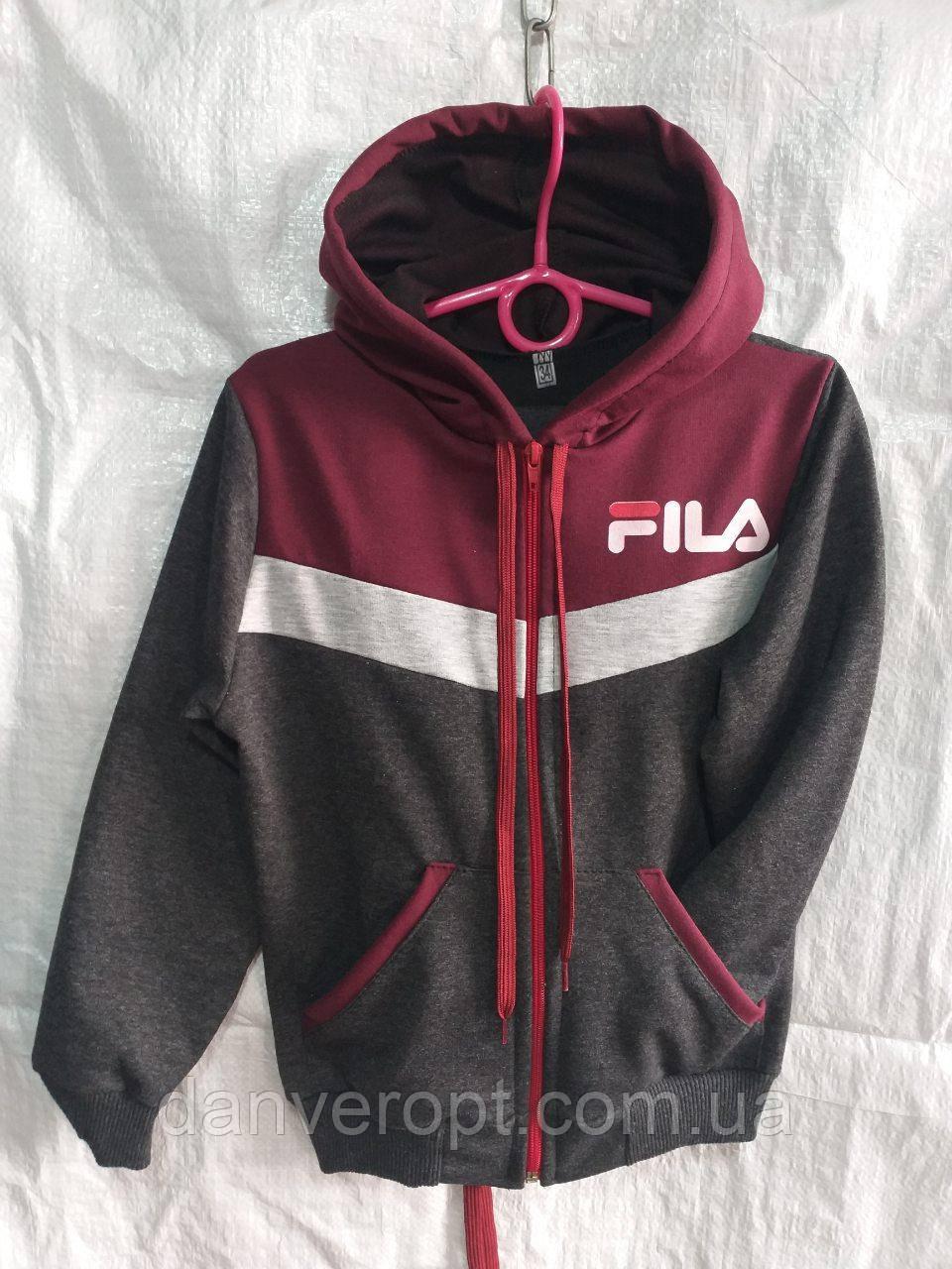 42578a8e6 Спортивный костюм детский модный FILA на мальчика 4-8 лет купить оптом со  склада 7