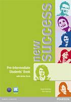 Success New Pre-intermediate SB + ActiveBook (цифровая версия учебника).