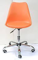 Кресло Milan, оранжевое