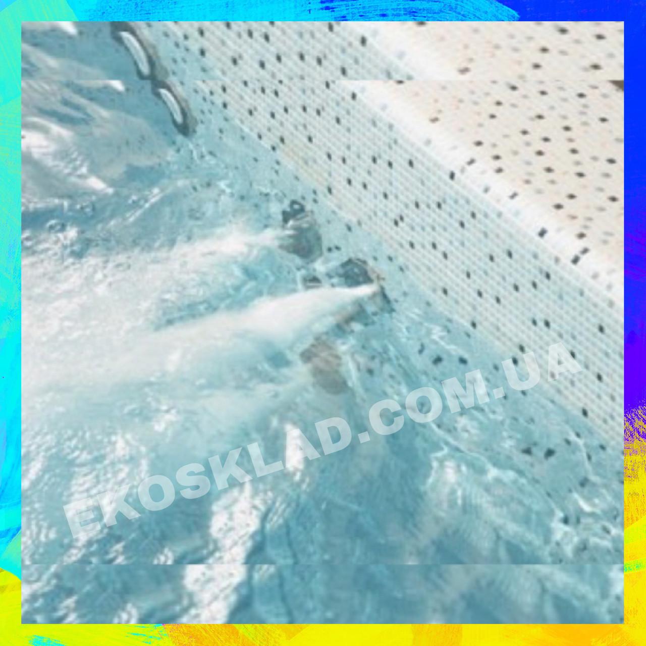 Мощный гидромассаж для бассейна Hugo Lahme на 2 форсунки, комплект. 65м3