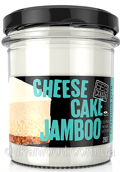 "Сливочный крем ""CHEESECAKE JAMBOO"" со вкусом чизкейка, Mr. Djemius ZERO"