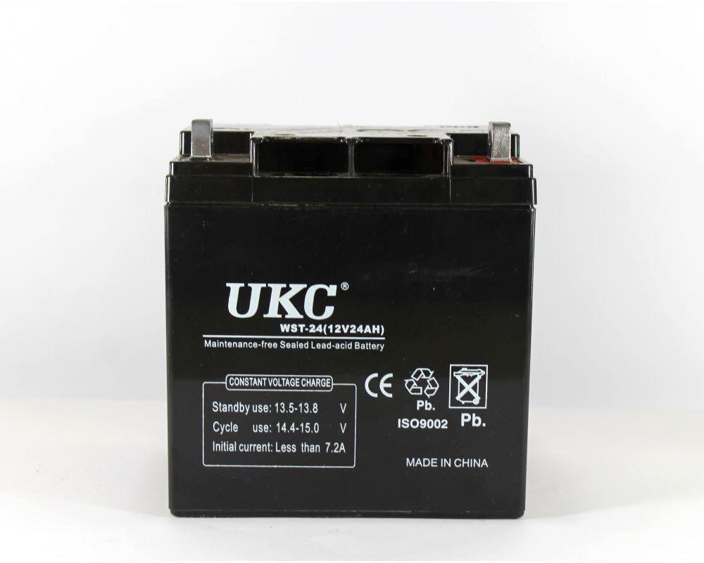 Аккумулятор BATTERY 12V 24A