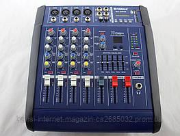 Мікшерний пульт Mixer BT 4200D c bluetooth, Аудіо мікшер