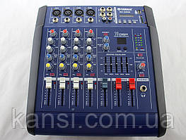 Микшерный пульт Mixer BT 4200D c bluetooth, Аудио микшер