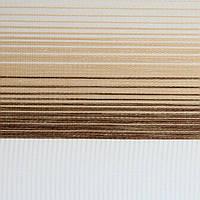 Готовые рулонные шторы Ткань Z-131 Какао