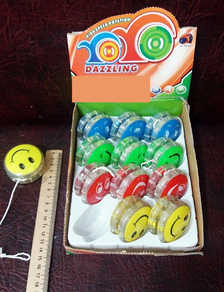 """Набор игрушек Йо-Йо """"Смайлики"""""""