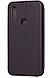 Чехол (книжка) премиумдля Xiaomi Redmi 7 чёрная, фото 2