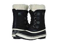 Ботинки/Сапоги (Оригинал) SOREL Winter Carnival™ Black/Stone 1