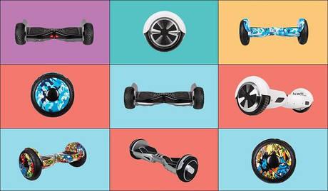Гироборды гироскутеры, Электросамокаты (аксессуары)