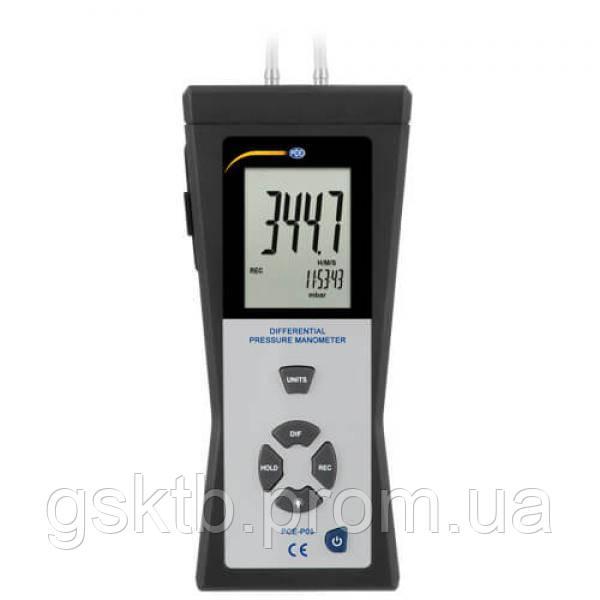 Дифманометр PCE-P01 (Германия)