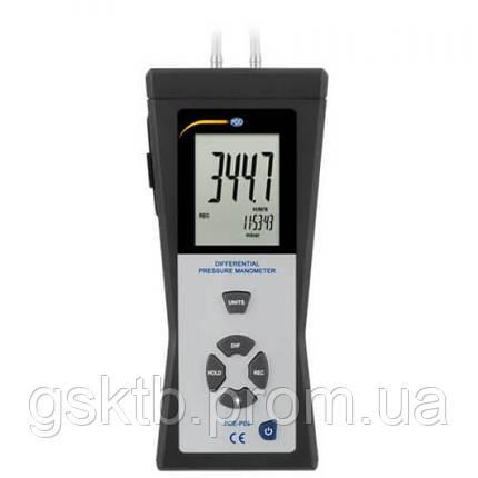 Дифманометр PCE-P01 (Германия), фото 2