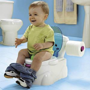 детские горшки и сиденья на унитаз