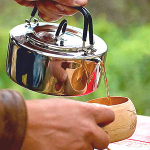 Чайники туристические