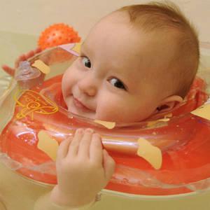 Круги для купания младенцев