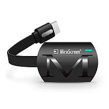 Беспроводной WiFi MiraScreen приемник Robotsky G4 для трансляции экрана (Screen Mirroring), фото 2