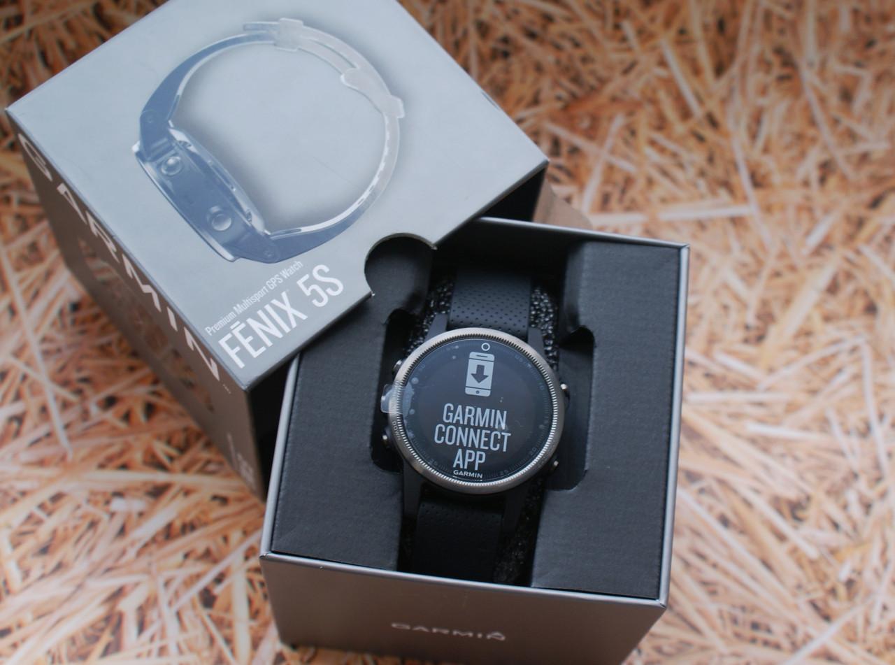 Garmin Fenix 5s Sapphire Edition GPS Годинник 010-01685-11