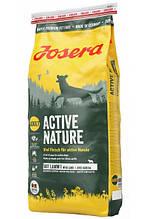 Josera Dog Active Nature для взрослых собак всех пород с высокой активностью (птица) 15 кг