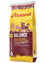 Josera Dog Balance для пожилых и малоактивных собак (птица) 15 кг