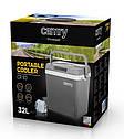 Холодильник туристический, автомобильный Camry CR 93, 32 литра, фото 2