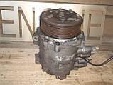 Компрессор кондиционера Honda CRV 2 2001-2006 38810PNB006 HS110R, фото 2
