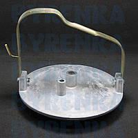 Крышка доильного ведра алюминий (без прокладки)