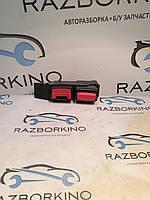 Задняя ответная часть ремня безопасности 33047671 Renault Clio 3
