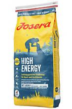 Josera Dog High Energy для активных собак всех пород (курица и говядина) 15 кг