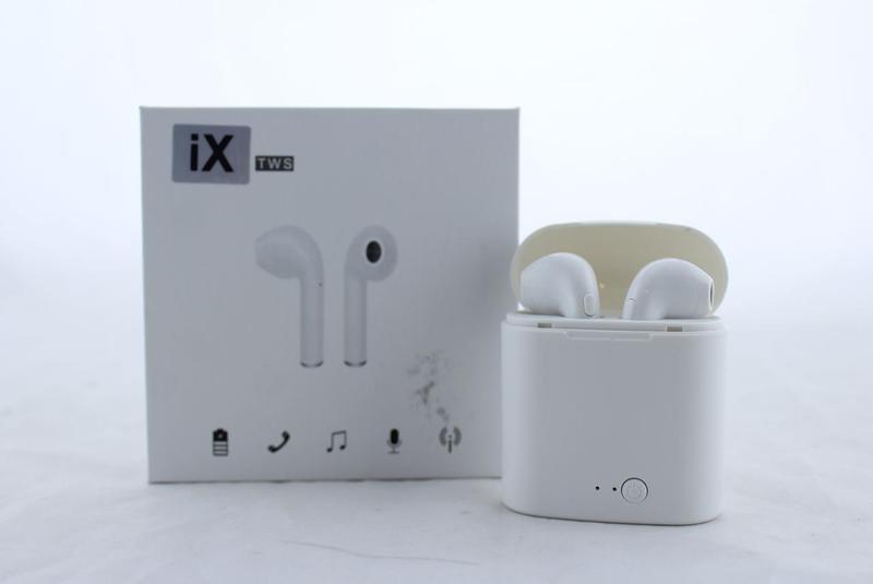 Беспроводные наушники MDR Double i7s Bluetooth гарнитура