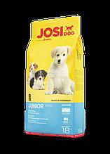 Josera JosiDog Junior 25/13 сухой корм для щенков и юниоров всех пород 18 кг