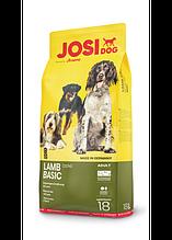 Josera JosiDog Lamb Basic 22/14 сухой корм для взрослых собак с нормальной активностью (ягненок) 18 кг