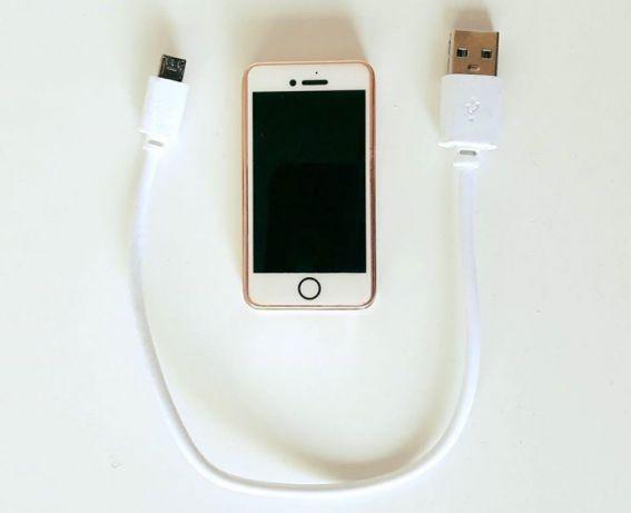 Зажигалка спиральная USB 909 iphone