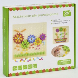 Деревянная игра Мозаика