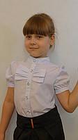 """Блузка для девочки """"Бантик"""", фото 1"""