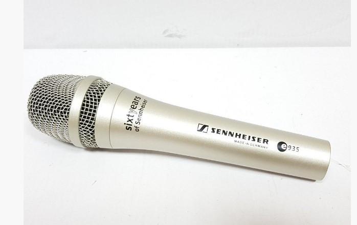Динамический микрофон Sennheiser E 935