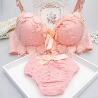 Красивый кружевной набор нижнего белья 6 цветов