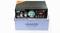Усилитель звука Kenwood AK-699BT FM USB 2x150W Bluetooth