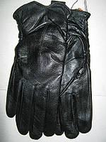 Перчатки женские кожаные на махре
