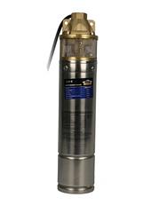 Насос погружной скважинный Werk 4SKM100 (1000 Вт/ 60 л/мин)
