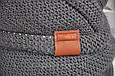 """Конверт-одеяло на выписку на махре """"Familia"""", серый, фото 5"""