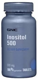 Inositol 500 (100 tabs) GNC