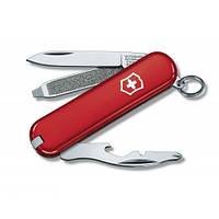 Швейцарский нож Victorinox Rally 58 мм Красный